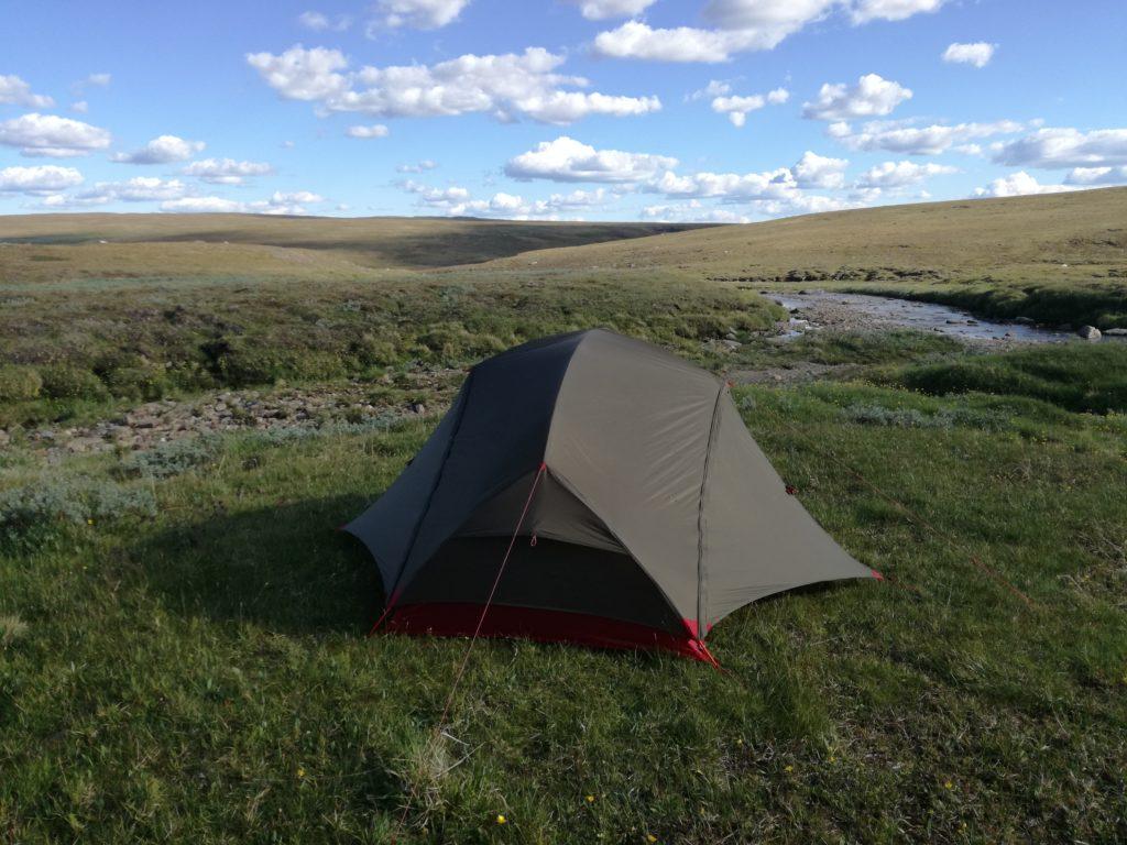 Heerlijke en rustgevende tentplaats